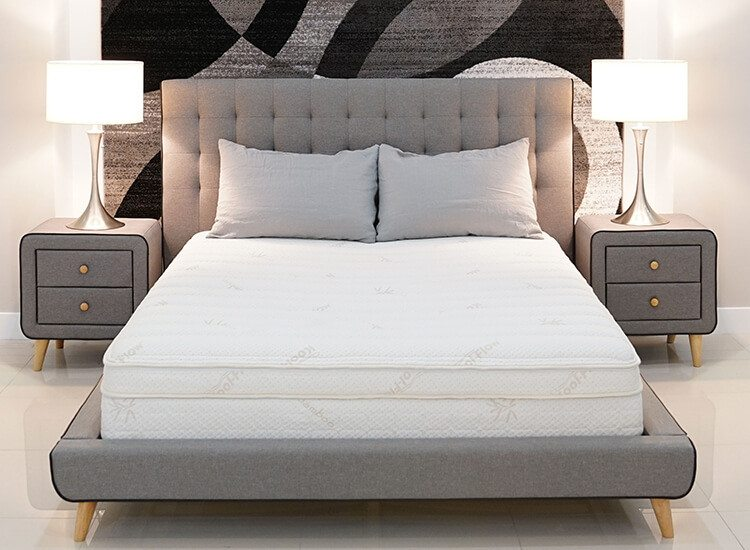 Pillow-Top Bed Made In America