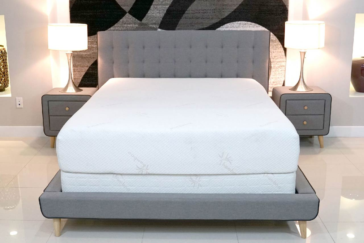 Soft-Pedic Mattress Front