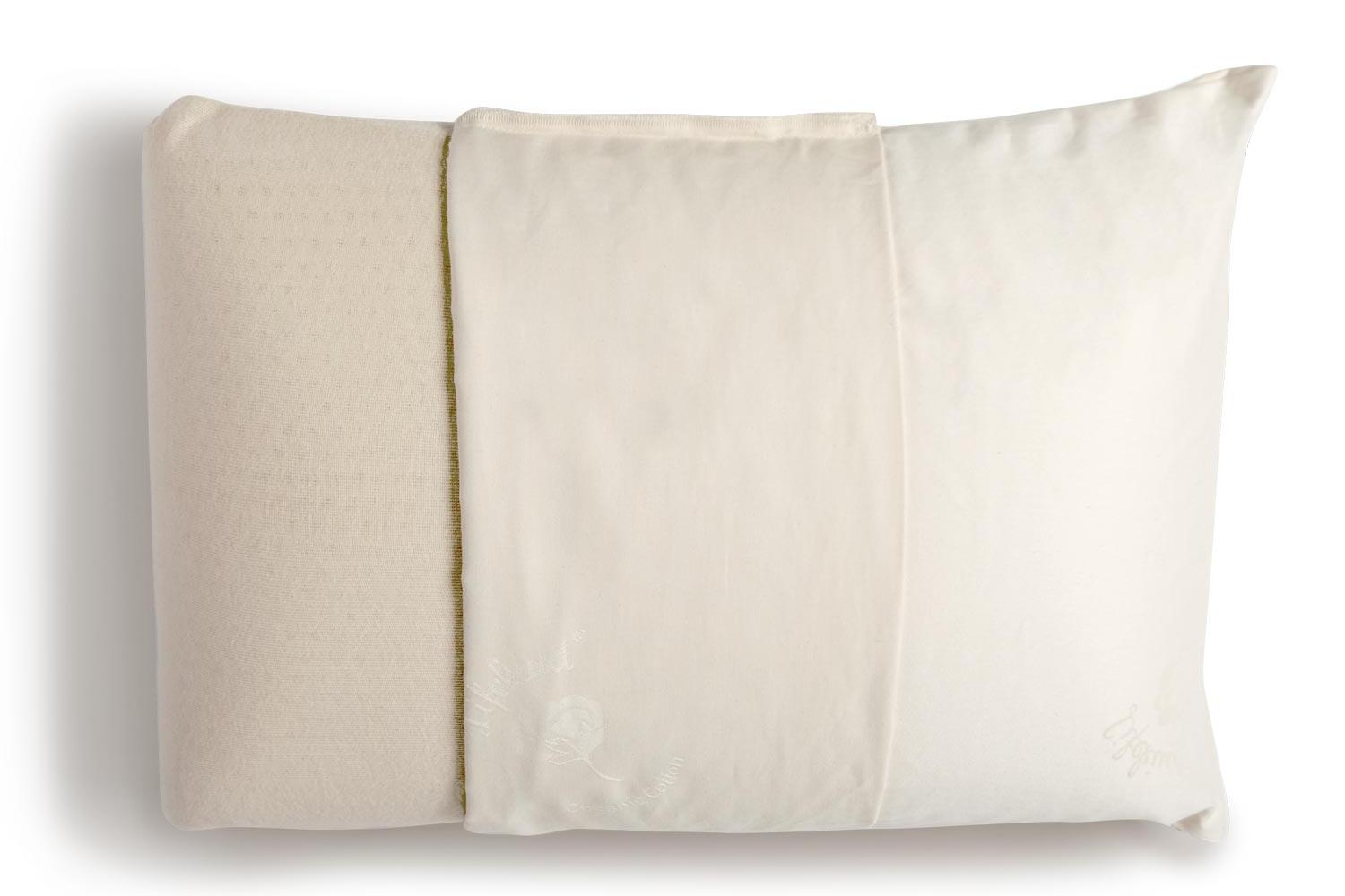 molded rubber pillow