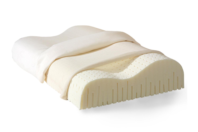 Natural Rubber Contour Pillow