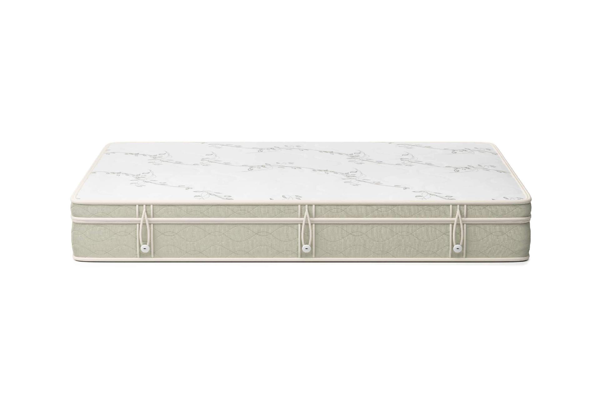 OrganicPedic Terra Mattress Side View
