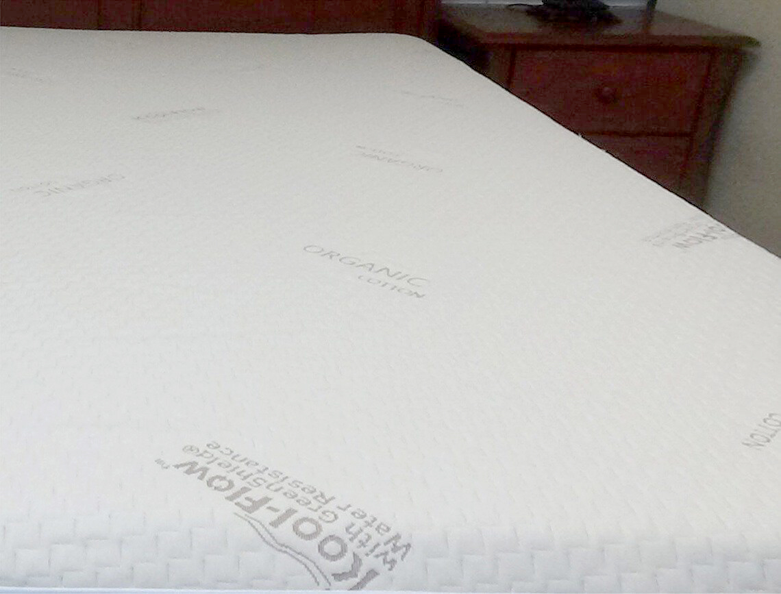 Hypoallergenic Mattress Cover From Air-Flow